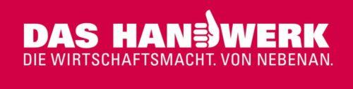 Brillenreinigungsvorrichtung - Logo Das Handwerk