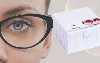 Brillen reinigen BRILLOX Bild